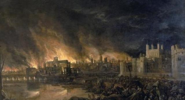 Wielki Pożar Londynu